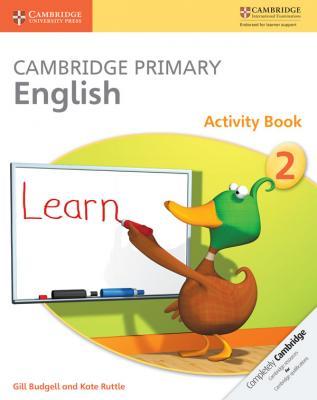 Cambridge Primary English Activity Book Stage 2