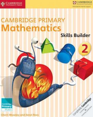 Cambridge Primary Mathematics Skills Buiders 2 (NEW)