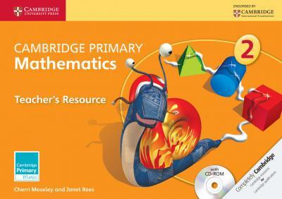 Cambridge Primary Mathematics Stage 2 Teacher's Resource with CD-ROM