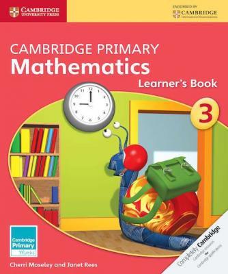 Cambridge Primary Mathematics Learner's Book 3