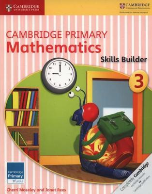 Cambridge Primary Mathematics Skills Buiders 3 (NEW)