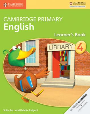Cambridge Primary English Stage 4 Learner's Book