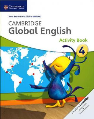 Cambridge Global English Stage 4 Activity Book