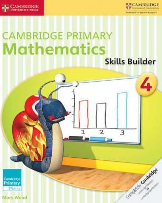 Cambridge Primary Mathematics Skills Buiders 4 (NEW)