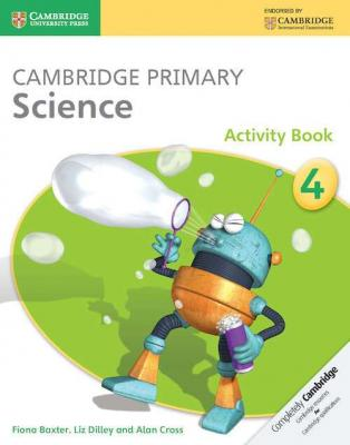 Cambridge Primary Science Activity Book 4