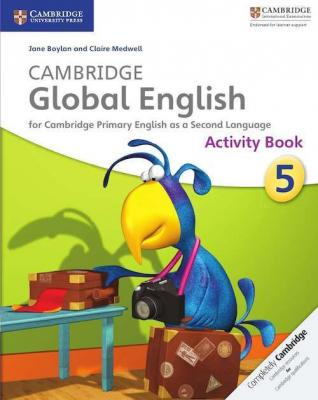 Cambridge Global English Stage 5 Activity Book