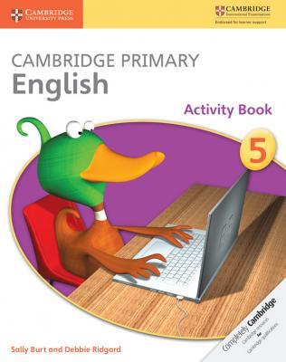 Cambridge Primary English Activity Book Stage 5