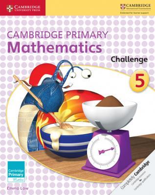 Cambridge Primary Mathematics Challenge 5 (NEW)