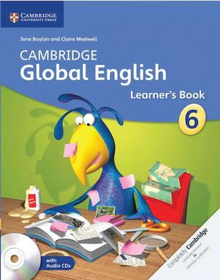 Cambridge Global English Stage 6 Learner's Book with Audio CD