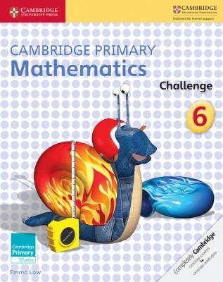 Cambridge Primary Mathematics Challenge 6 (NEW)