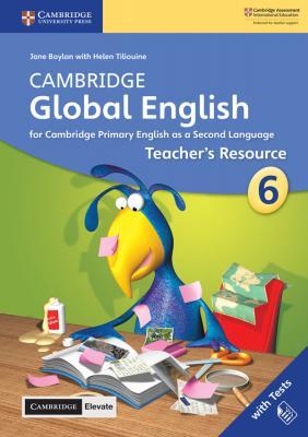 Cambridge Global English Teacher's Resource with Cambridge Elevate Book 6