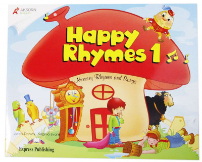 Happy Rhymes 1 : Pupil's Book