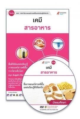 DVD-Rom Twig สารอาหาร (Food Metals)