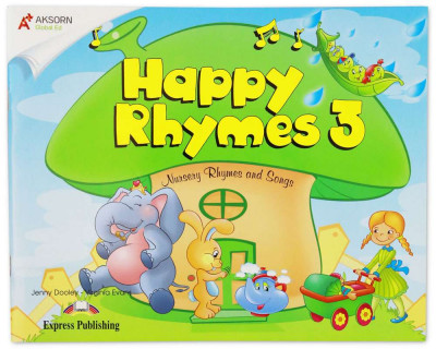 Happy Rhymes 3 : Pupil's Book